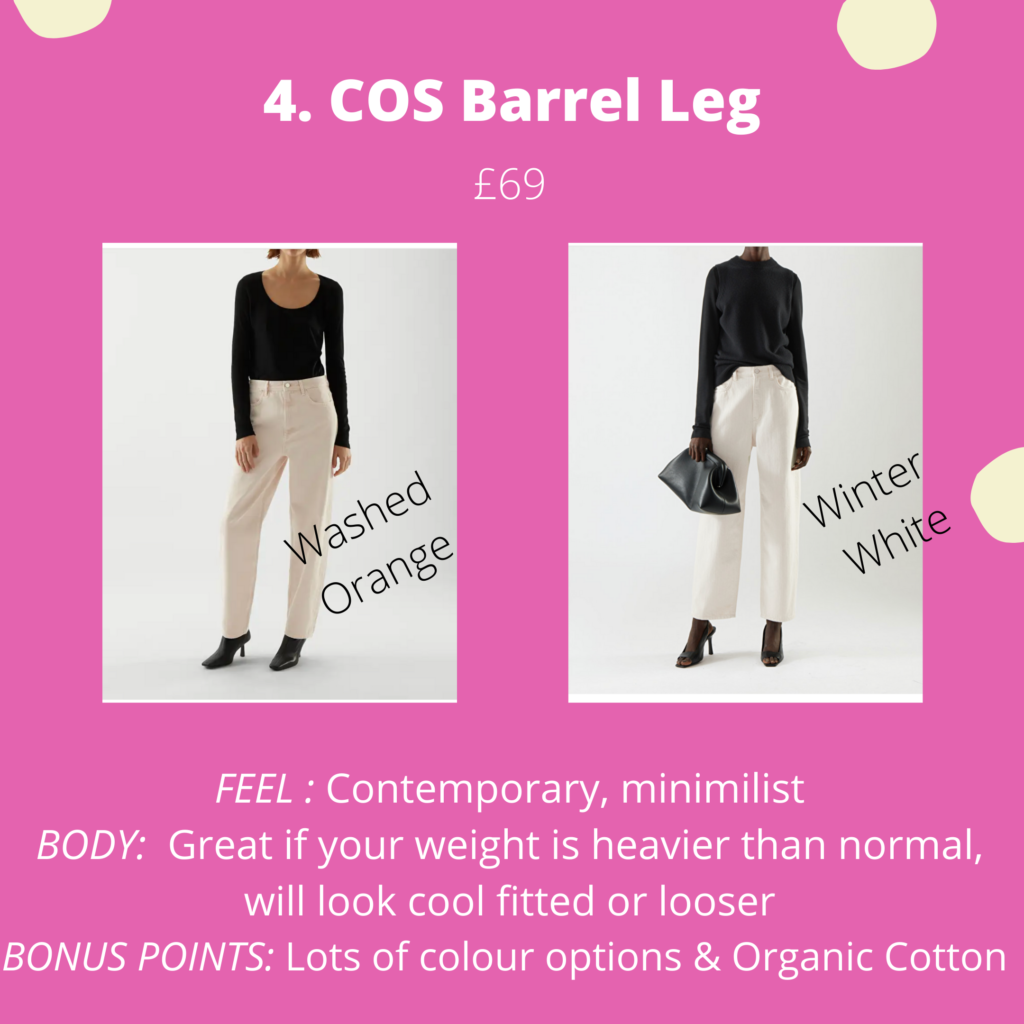 COS Barrel Leg